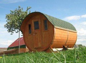 Campingfass Mini-Hotel