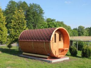 Campingfass Minihotel XXL