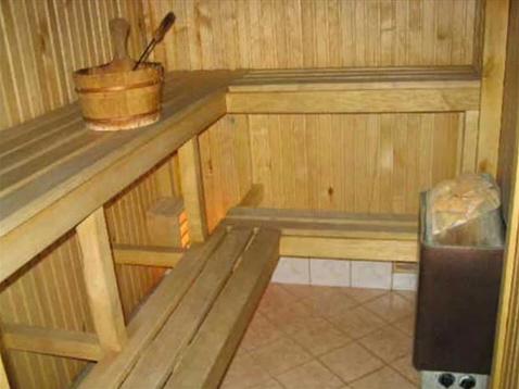 Saunaaustattung