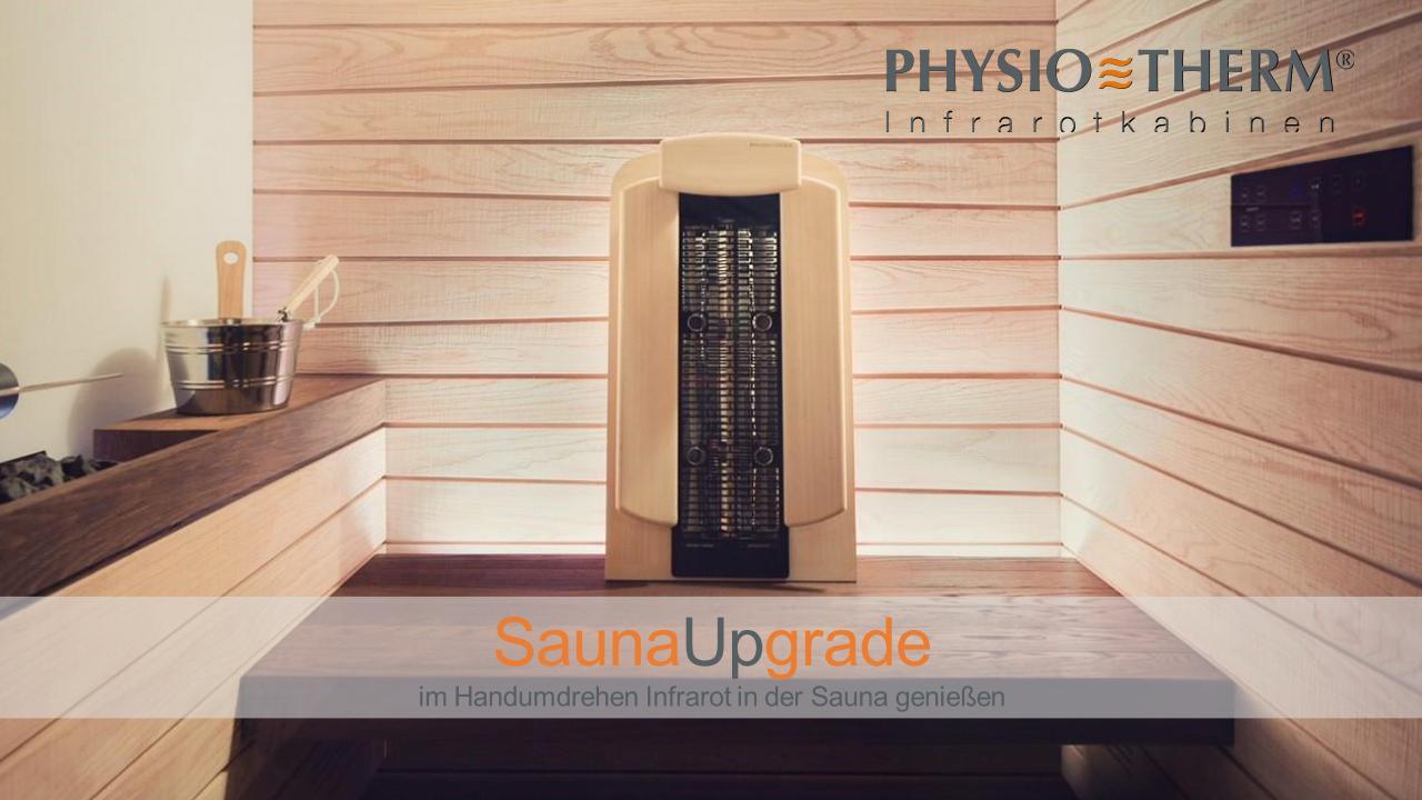 infrarotstrahler für sauna