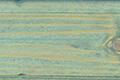 Beispiel für die Lasurfarbe Türkiscreme.
