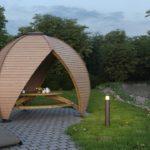 Gartenpavillon Shelter